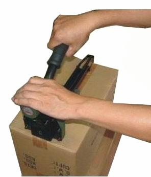 Manual Carton Stapler Sealer