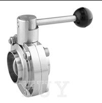 Manual Handle Butterfly Valve