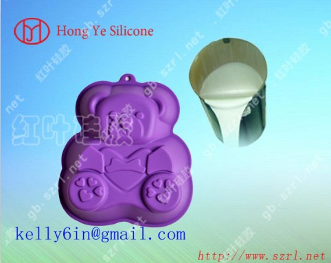Manual Molding Silicone Rubber For Pvc Plastic Molds