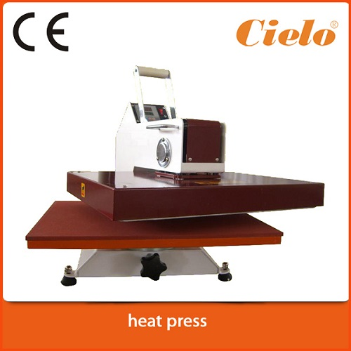 Manual T Shirt Heat Press