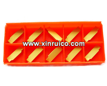 Manufacturer Of Carbide Parting And Grooving Inserts