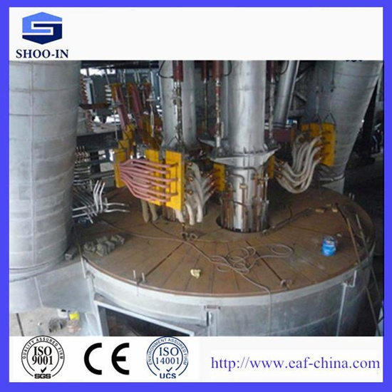 Manufacturer Of Submerged Arc Furnace For Ferrosilicon