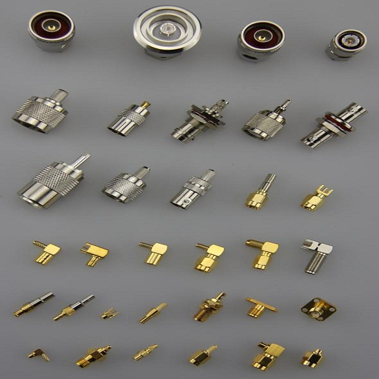 Manufacturing All Kinds Of Coaxial Connector And Provide Odm Oem Etc