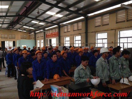 Many Skilled Masons Carpenters Steel Fixers Are Unlimited In Vietnam Workforce Recruitment Agency