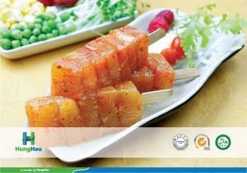 Marinated Pangasius Skewer Sweet Chili