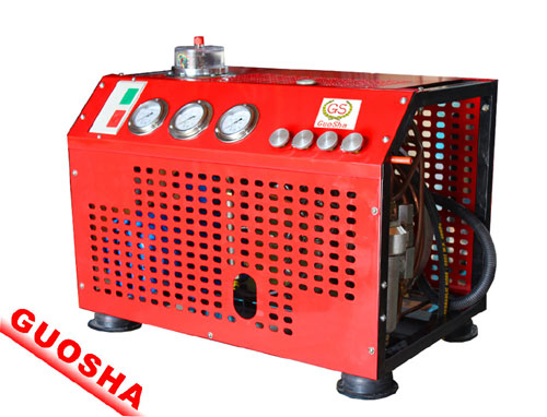 Marine Air Compressor Rescue Diving 30 Mpa 20 100l Min 440v 60hz 380v 50hz