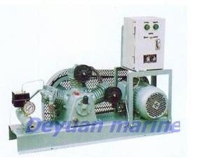 Marine Air Cooling Piston Type Compressor