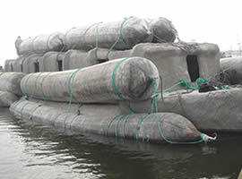 Marine Airbags For Salvage And Flotation