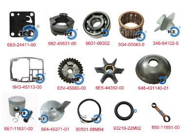 Marine Boat Engine Parts