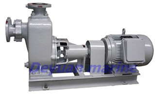 Marine Horizontal Self Priming Centrifugal Pump