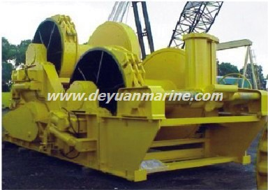 Marine Towing Winches