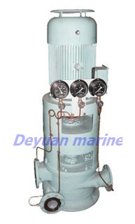 Marine Vertical Double Stage Outlet Centrifugal Pump
