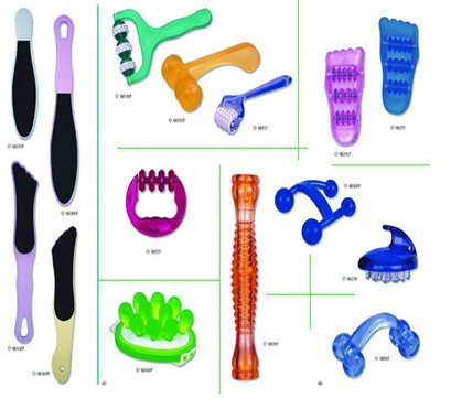 Massager Foot Milling