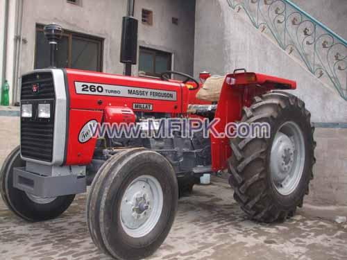 Massey Ferguson Tractors 240