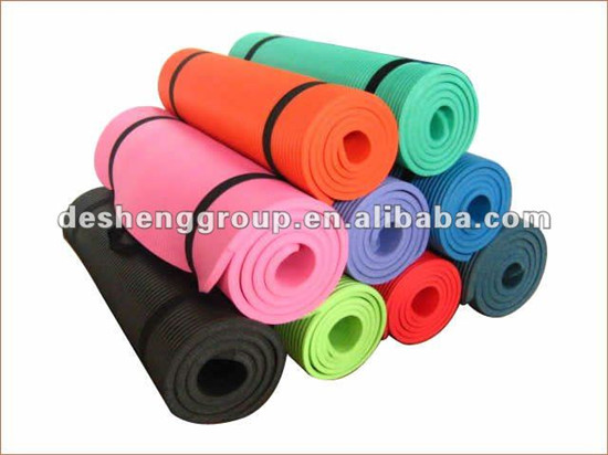 Mat Gym Exercise Judo Gymnastic Sports Rubber Cushion Nbr Camping Foam