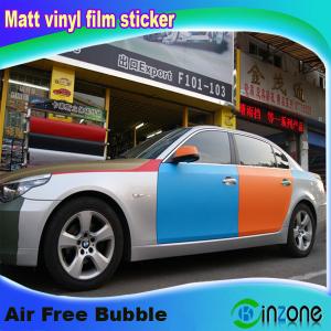 Matt Car Color Change Vinyl Film Sticker 1 52 30m