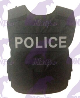 Mb X Ray Bulleproof Vest