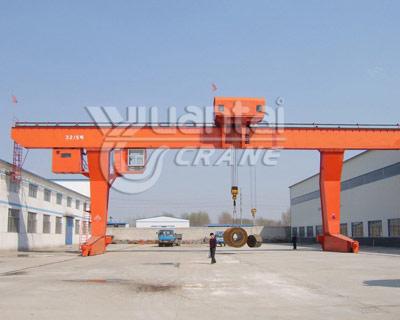 Mdg Single Girder Gantry Crane