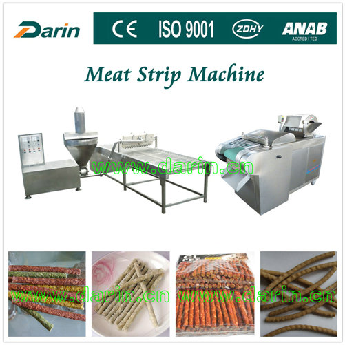 Meat Strip Extruding Machine