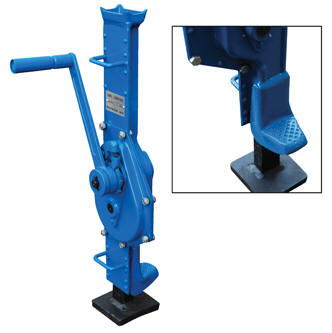 Mechanical Steel Jack Advantages