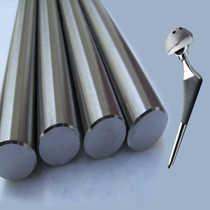 Medical Surgical Implants Titanium Rod