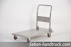 Medical Transport Trolley Flat Folding Rcs Fs 011 Series