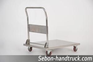 Medical Transport Trolley Flat Folding Rcs Fs 012 Series