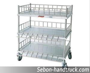 Medical Treatment Handcart Stainless Steel Rcs 031 Series