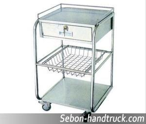 Medical Treatment Handcart Stainless Steel Rcs H0z22 Series