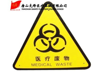 Medical Waste Identification