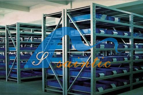 Medium Duty Rack With Cold Rolled Structure Steel