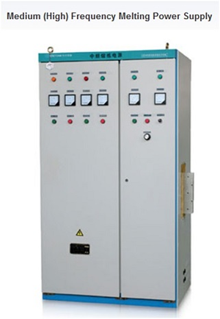 Medium High Frequency Melting Power Supply