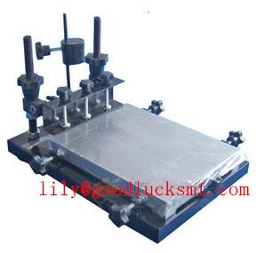 Medium Manual Printer In Surface Mount Technology