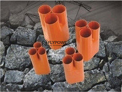 Medium Voltage 3 Cores Cable Breakout Insulating Sleeves Bh Mb3