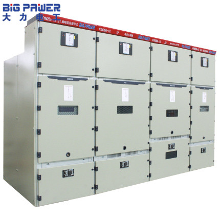 Medium Voltage Low Switch Cabinets And Complete Sets For Industrial Power System
