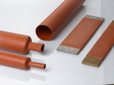 Medium Wall Halogen Free Busbar Insulation Heat Shrinkable Tubing Bh Bt