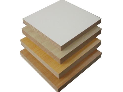 Melamine Board Mdf Chipboard For Furniture 1220x2440mm