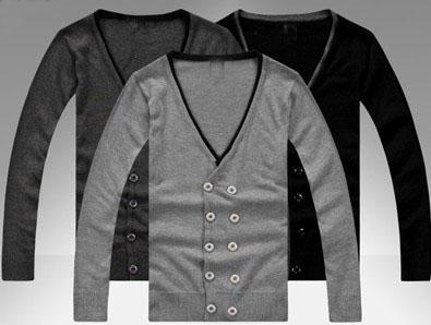 Men 100 Cotton Sweater S Xxxl