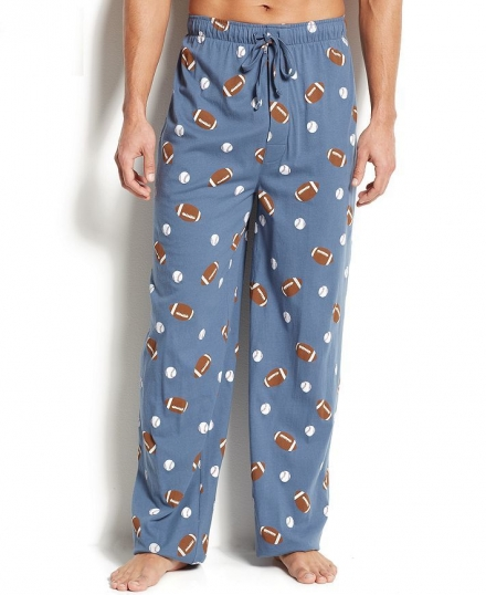Men Pajamas 100 Cotton Printed Woven