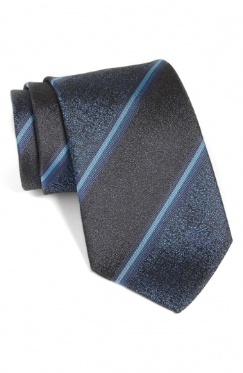Mens Ties In Different Patterns And Fabrics
