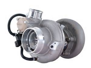 Mercedes Engine Turbocharger
