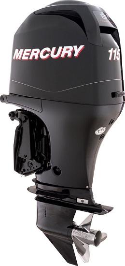 Mercury 115elpt Efi Outboard Motor