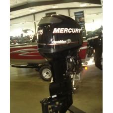 Mercury Optimax 115hp Outboard Marine 2012