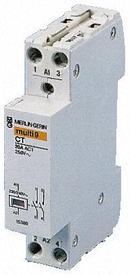 Merlin Gerin Ct Modular Contactors
