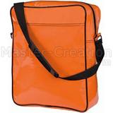 Message Bag Shoulder City Pvc Fashion Orange Pu Custom