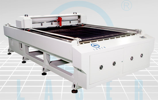 Metal And Non Laser Cutting Bed Hs B1325m For Advertising Industry
