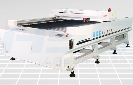 Metal And Non Laser Cutting Machine Hs B1325m For Advertising Industry