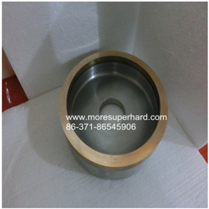 Metal Bond Diamond Superthin Cutting Wheel For Magnetic Materials