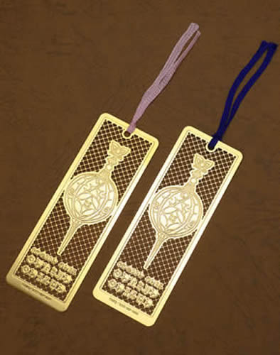 Metal Bookmark By Etching Process Of Diverse Designs
