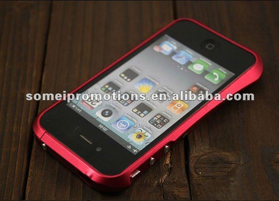 Metal Case For Iphone 4 4s With High Quality